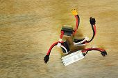 New lithium polymer (lipo) battery for RC toys poster