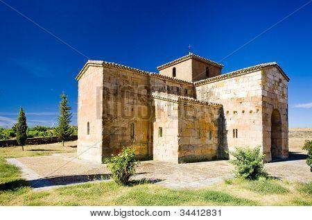 church of San Pedro de la Nave, El Campillo, Zamora Province, Castile and Leon, Spain