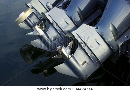 Outboard Boat Engines