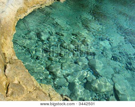Beautiful Sea Water