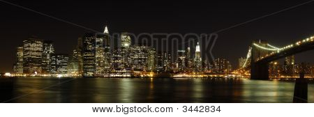 Lower Manhattan Panorama