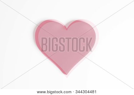 One Pink Heart