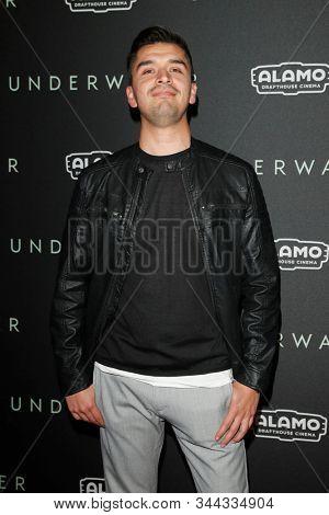 LOS ANGELES - JAN 7:  Eduardo Rocha at the