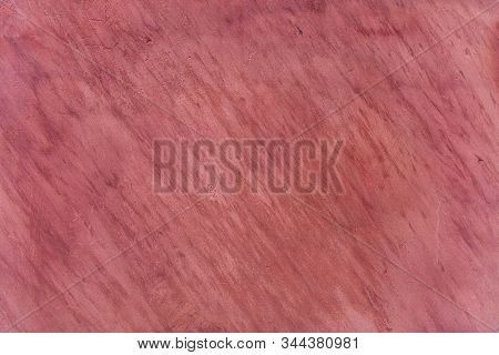 Close Up Red Laterite For Texture And Background.