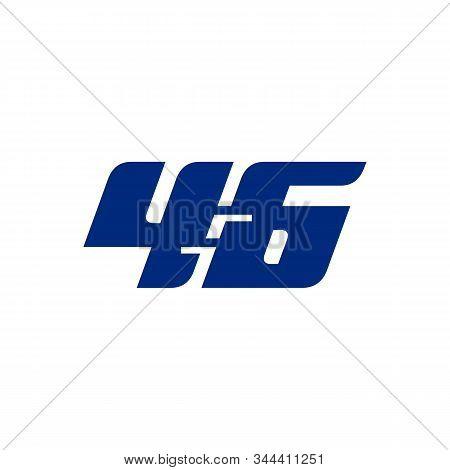 46 Logo Sports Vector Blue Premium Designs Logo