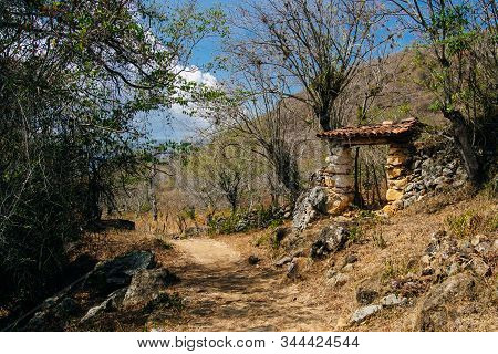Hiking Track Camino Real From Barichara To Guane