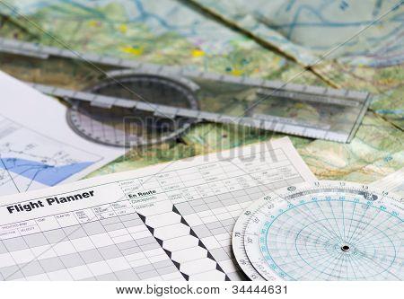 Planning A Flight
