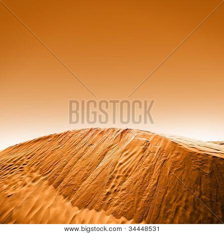 Dunes Of Africa