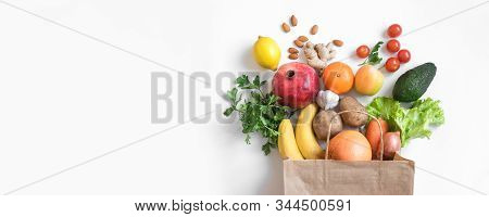 Healthy Food Background