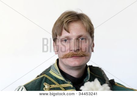 Moustached Hussar