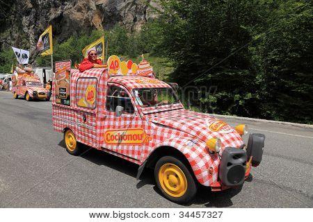 Cochonou Car