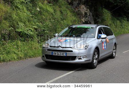 France Television Car