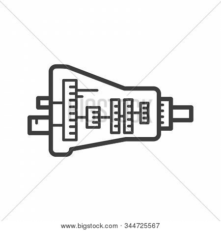 Car Transmission Assembly Icon - Gearbox Symbol For Car Transmission Repair Service