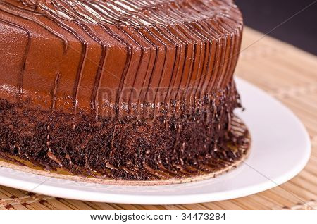 Chocolate Fudge Cake