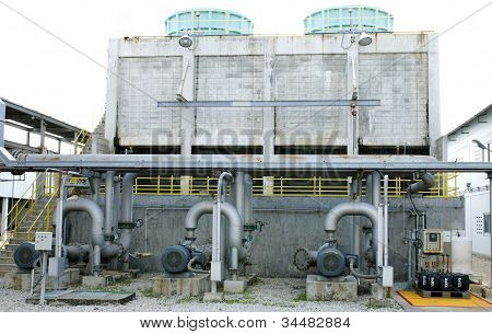 Cooling Towers System