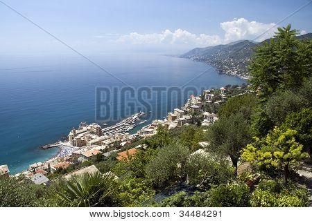 coast of Liguria