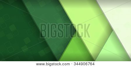 Abstract Background Paper Cut Style Design, Multi Color Layers 3d Effect Imitation. Modern Backgroun