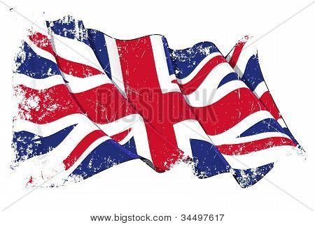 Grange Flag of UK