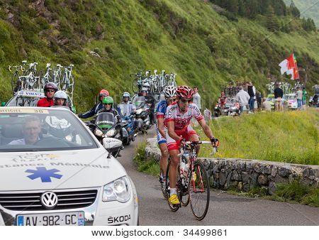 Caravan Of Tour Of France