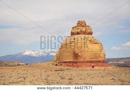 Church Rock Sandstone Formation