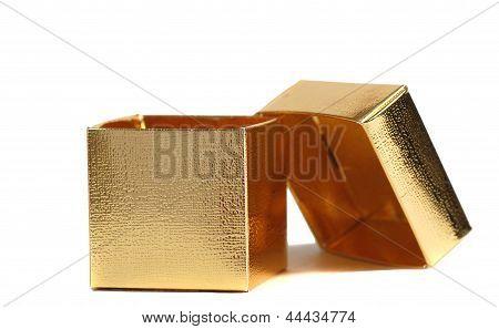 An Open Gift Box