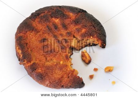 Burned Biscuit