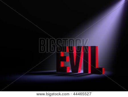 Revealing Evil