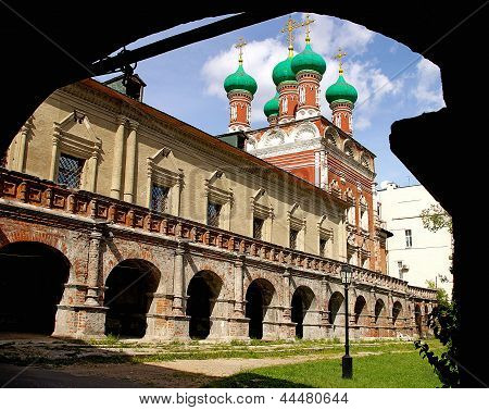 old Church of Russia