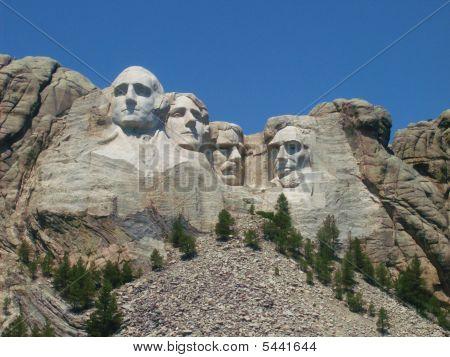 Majestic Mt. Rushmore
