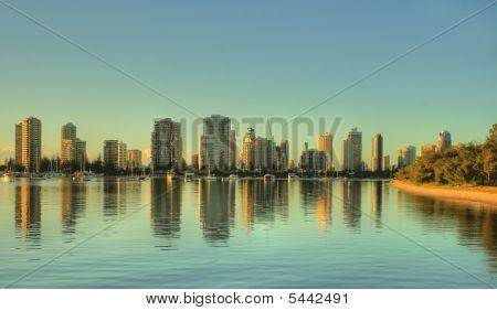 Main Beach Gold Coast Australia