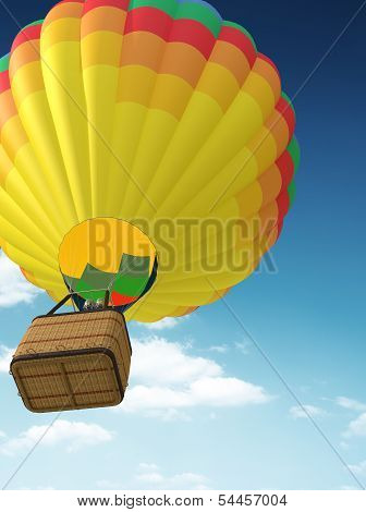 Colourful Baloon