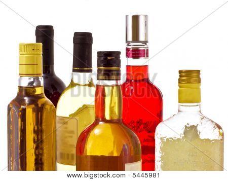 Color's Glass Bottles