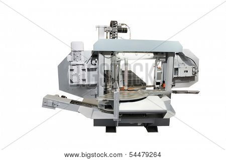 Automatic saw machine