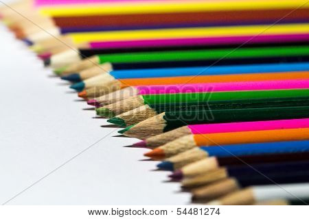 Coloured of Pencils
