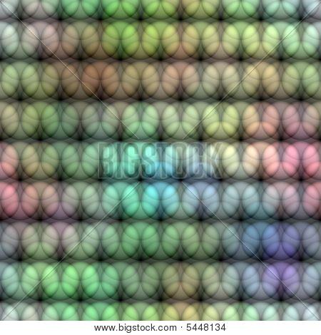 Pastel Circle Pattern