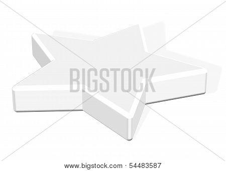 Star Business Illustration Idea