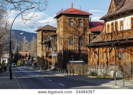 Two Twin Villas In Zakopane