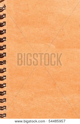 Note book or diary