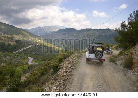 Turkey's Jeep Safari