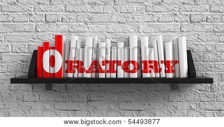 Oratory. Education Concept.