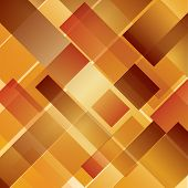 abstract background intersected rectangles autumn wood concept poster