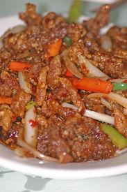 Chinese Crispy Chilli Beef