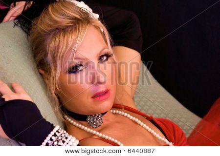 Beautiful Woman As Madam