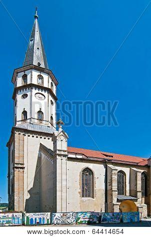 Levoca, Gothic Church Of St. Jacob