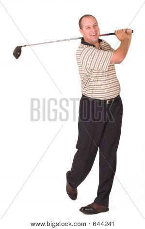 Golfer #7
