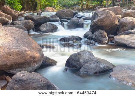 Nangrong Waterfall, Thailand