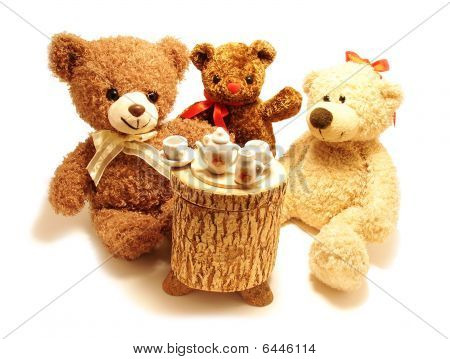 Teddy-Bears & Tea