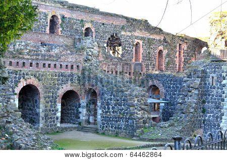 Castle Ruins Emperor Kaiserswerth