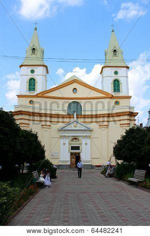 former st. Ursula's church