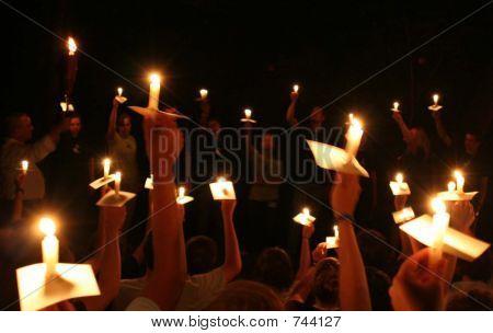 Candlelight Night